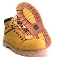 Sepatu Boots Caterpillar Working Boots Outdoor Import