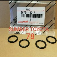 SEAL O RING INJECTOR NOZZLE INNOVA FORTUNER HILUX SEMUA DIESEL