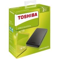 Hardisk External Toshiba 2TB / Hard Disk Eksternal 2 TB HDD Original