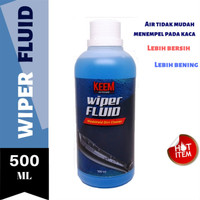 Wiper Fluid - cairan wiper Concentrate BJ