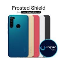 Hard Case Nillkin Super Frosted Shield Xiaomi Redmi Note 8 Ori Casing