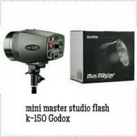 Godox K150 Mini Master / Lampu Studio K150 Mini Master
