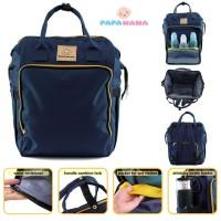 PAPAMAMA 1003 diaper bag backpack - navy