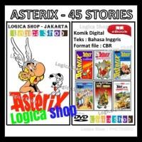 BARANG BAGUS KOMIK DIGITAL ASTERIX LENGKAP 42 EBOOK BERKUALITAS