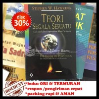 TERMURAH TEORI SEGALA SESUATU - STEPHEN W. HAWKING ORIGINAL