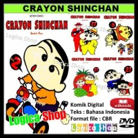 TERMURAH KOMIK DIGITAL CRAYON SHINCHAN 34 EBOOK ORIGINAL
