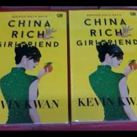 TERMURAH CHINA RICH GIRLFRIEND - KEVIN KWAN BEST SELLER!
