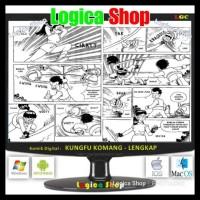PROMO KOMIK DIGITAL KUNGFU KOMANG - LENGKAP (EBOOK) ORIGINAL