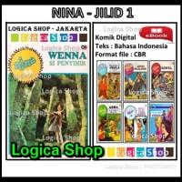 PROMO KOMIK DIGITAL NINA JILID 1 - 37 JUDUL (EBOOK) BEST SELLER!