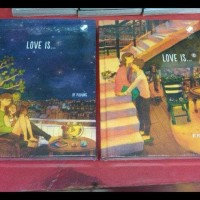 BARANG BAGUS LOVE IS- PUUUNG BERKUALITAS