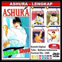 TERLARIS KOMIK DIGITAL ASHURA LENGKAP (EBOOK) BEST SELLER!