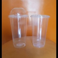 BARANG BAGUS GELAS PLASTIK 22 OZ (600ML) ORIGINAL
