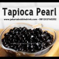 PROMO TAPICOA PEARL 1KG - TOPPING MINUMAN BUBBLE DRINK, DESSERT,