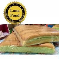 Roti John Pandan Jumbo 40cm isi 5pcs
