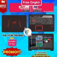 Original Garskin Laptop Full Body Asus A456U Motif Asus ROG GL553
