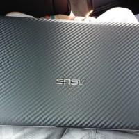 Original Garskin Skin Protector Laptop Full Body Carbon Real Texture