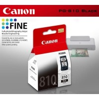 Catridge Canon PG810 / PG 810 Hitam Tinta Original PG 810 Black