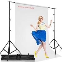 Bracket Backdrop Stand untuk Foto Studio Tiang Penyangga Background Gr