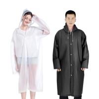 Jas Mantel Hujan kupluk Terbaru jaket jass Portable Universal anti air