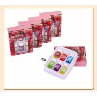 6 PCS Essential Oils Aromatherapy Diffusers 3ml pengharum ruangan