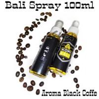 KOPI BALI SPRAY 100ml - Parfum Pengharum Mobil dan Ruangan Pewangi ORI - BS1
