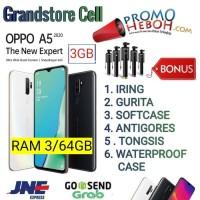 OPPO A5 2020 RAM 3/64 GB GARANSI RESMI OPPO INDONESIA