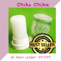 CHIKOCHIKA Deodorant Crystal Unscented Batu Deodorant Vili Deodorant