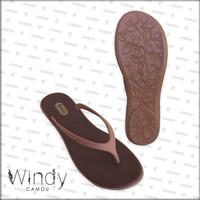 [Official] Sandal Camou Wanita WINDY Autumn