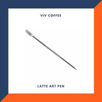 Latte Art Pen / Coffee Stencil Pen / Cappuccino Maker Art