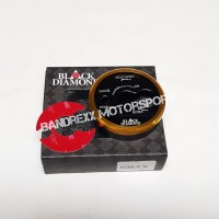 Cover kunci yamaha Black Diamond new model for Nmax, soul GT