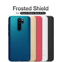 Nillkin Super Frosted Shield Matte case for Xiaomi Redmi Note 8 Pro