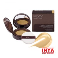 PIXY DEWY CUSHION SET 201 NEUTRAL BEIGE 15gr