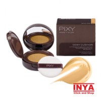 PIXY DEWY CUSHION SET 301 MEDIUM BEIGE 15gr