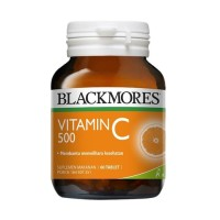Blackmores Suplemen Makanan Vitamin C 500 Mg 60 Tablet Ori Kalbe