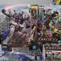 [Paket Bundle] MG Gundam NT-1 Alex & RE 100 Zaku II FZ