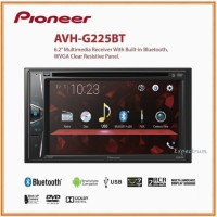 Pioneer AVH-G225BT Tape Mobil AVH G225 BT Double Din Head Unit Audio