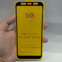 Tempered glass Full Lem Samsung A6 Plus 2018