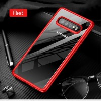 SAMSUNG GALAXY S10 TOTU CRYSTAL COLOR SERIES HARD SOFT CASE COVER FUZE