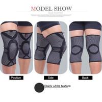 2 Pcs Aolikes 7716 Knee Protector Knee Pad Knee Support Deker Lutut