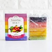 Fruitamin soap asli thailand