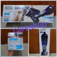 Pet Vacuum Cleaners Black + Decker. Penyedot Debu Bulu Anjing Kucing
