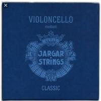Senar Cello Jargar Blue per set