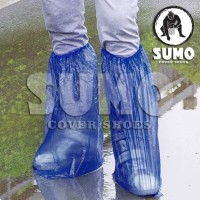 Jas Hujan Sepatu Plastik - Bahan Tebal - Cover Sepatu - Cover Shoes