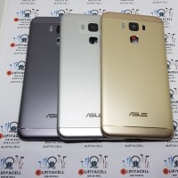 Cover Asus Zenfone 3 Max 5.5 ZC553TL X00DDB Casing Backdoor Original