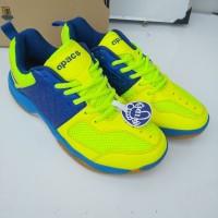 Sepatu Badminton apacs SP-607 Green/Blue