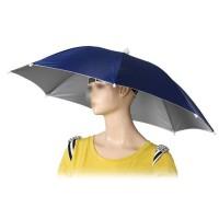 Payung Topi Topi Payung Diameter 50 Cm Payung Kepala Hujan Unik