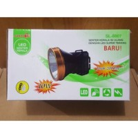 Senter kepala led sunpro 10 w SL 8807