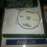dvd karoke advanter amk220/20 ribu lagu SXza27209