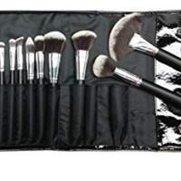 Variety makeup brush set