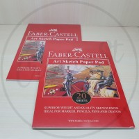 Sketch Book Drawing Book A5 Faber Castell
